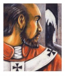St. Thomas Becket by Julie Lonneman