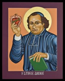 Fr. Andre' Coindre     by Lewis Williams, OFS