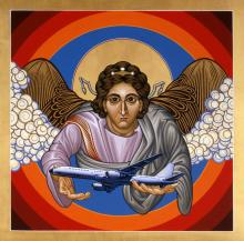 St. Raphael Archangel by Lewis Williams, OFS