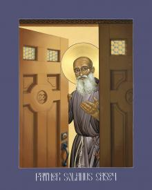 Bl. Solanus Casey by Lewis Williams, OFS