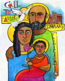 Call to Family and Community by Br. Mickey McGrath, OSFS