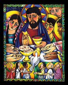 Gospel Feast by Br. Mickey McGrath, OSFS