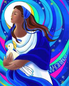 Magnificat by Br. Mickey McGrath, OSFS