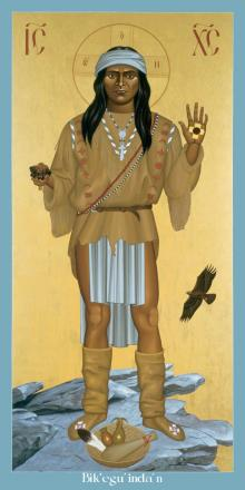 The Apache Christ by Br. Robert Lentz, OFM