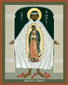 St. Juan Diego and the Miracle of Guadalupe by Br. Robert Lentz, OFM
