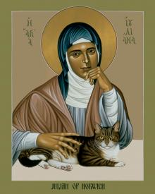 Julian of Norwich by Br. Robert Lentz, OFM