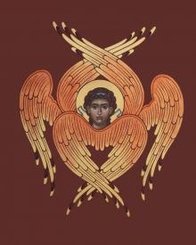 Seraph Angel by Br. Robert Lentz, OFM