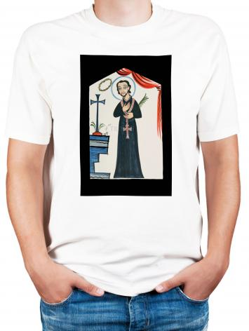 Adult T-shirt - St. Cayetano by A. Olivas