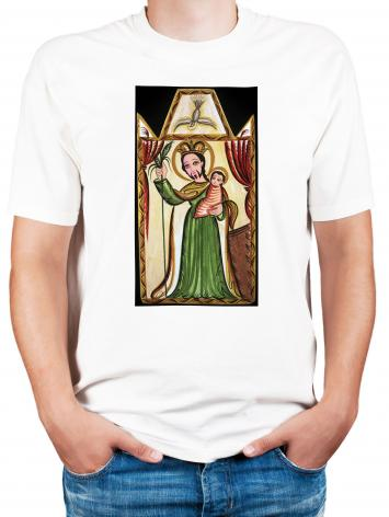 Adult T-shirt - St. Joseph by A. Olivas