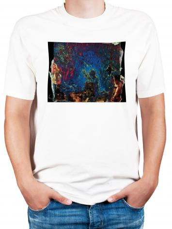 Adult T-shirt - In The Garden by B. Gilroy