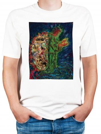 Adult T-shirt - In The Wilderness by B. Gilroy