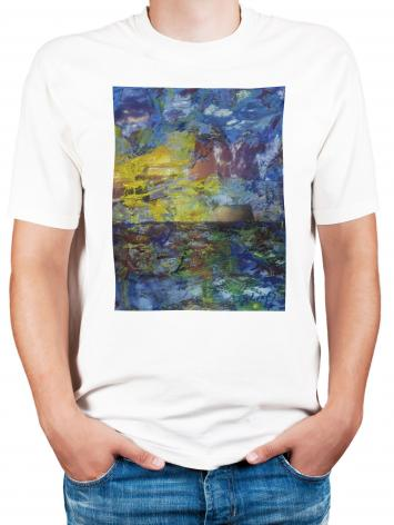 Adult T-shirt - Let There Be Light by B. Gilroy