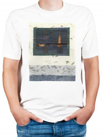 Adult T-shirt - Water Reflections by B. Gilroy