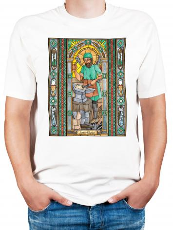 Adult T-shirt - St. Eligius by B. Nippert