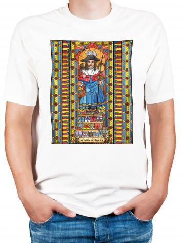 Adult T-shirt - Holy Child of Atocha by B. Nippert