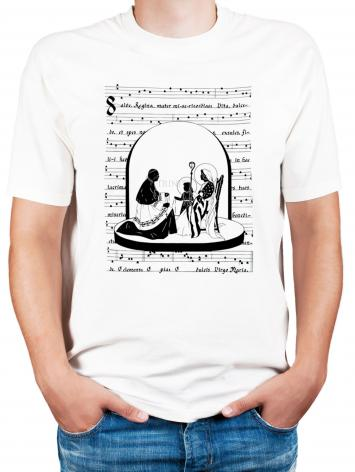 Adult T-shirt - Cardinal Cooke Madonna by D. Paulos