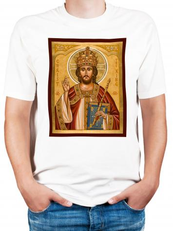 Adult T-shirt - Christ the King by J. Cole