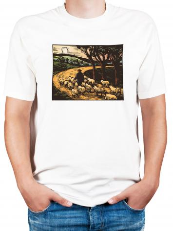 Adult T-shirt - Leading From Within by J. Lonneman