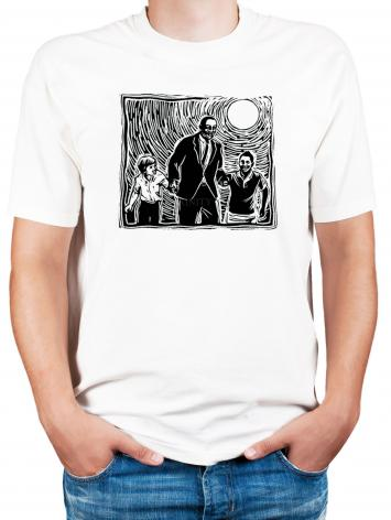 Adult T-shirt - Martin Luther King's Dream by J. Lonneman