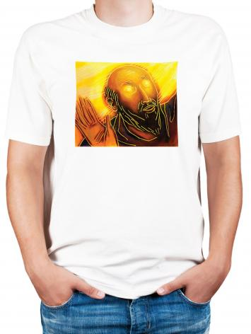 Adult T-shirt - Conversion of Saul by J. Lonneman