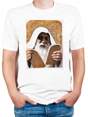 Adult T-shirt - Moses by L. Glanzman