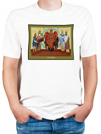 Adult T-shirt - Holy Wisdom by L. Williams