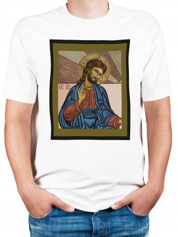 Adult T-shirt - Jesus of Nazareth by L. Williams
