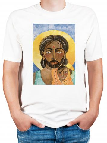 Adult T-shirt - India Joseph by M. McGrath