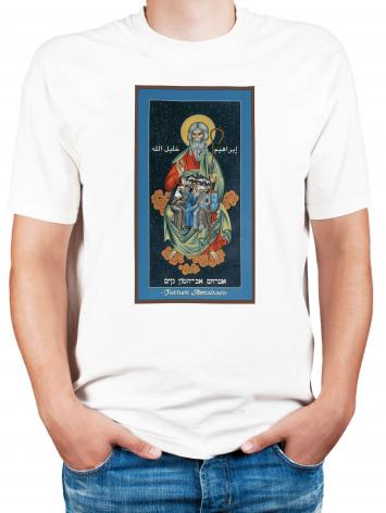 Adult T-shirt - Children of Abraham by R. Lentz