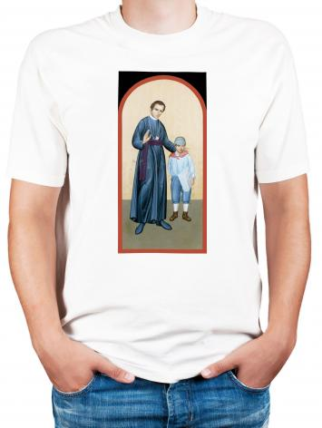 Adult T-shirt - St. John Neumann by R. Lentz