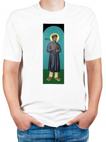 Adult T-shirt - St. Andrew Dung-Lac by R. Lentz