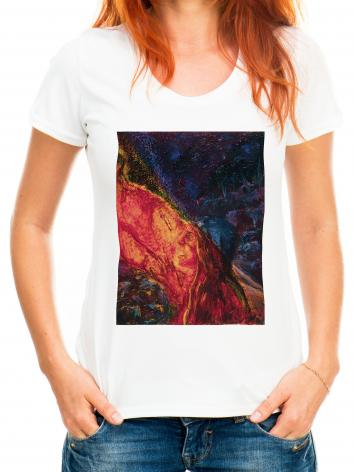 Adult T-shirt - St. Mary Magdalene by B. Gilroy