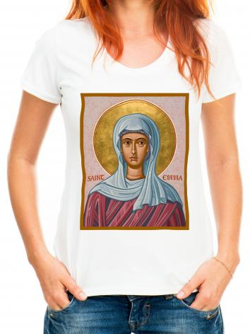 Adult T-shirt - St. Emma by J. Cole