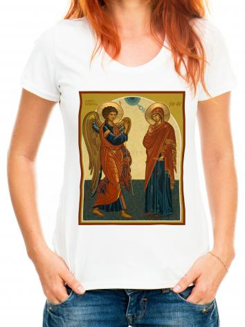 Adult T-shirt - Annunciation by J. Cole