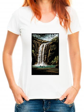 Adult T-shirt - Come to the Water by J. Lonneman