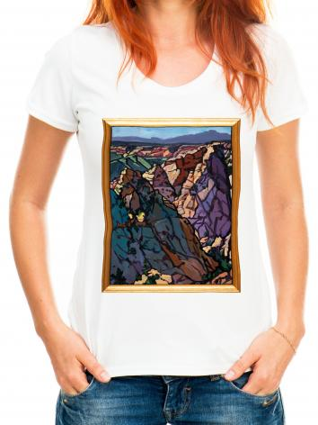Adult T-shirt - A Land in Need of Prophets by L. Williams
