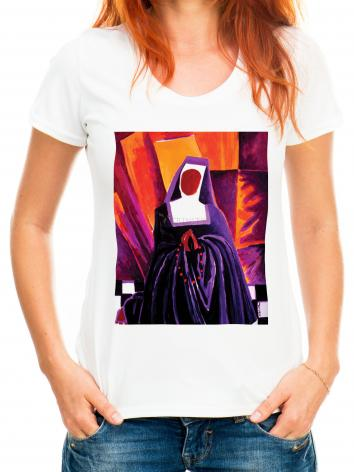 Adult T-shirt - Sr. Thea Bowman: Give Me That Old Time Religion by M. McGrath