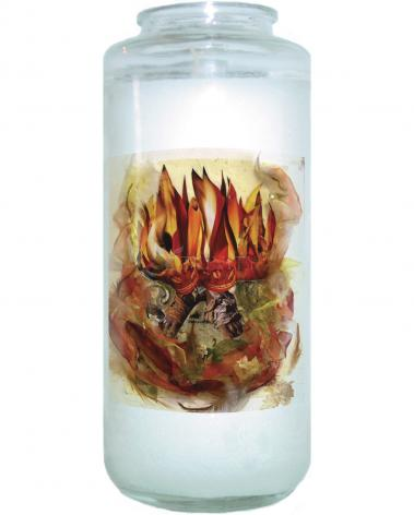 Devotional Candle - Call of Moses by B. Gilroy