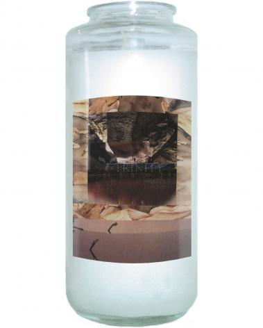 Devotional Candle - Desert Light by B. Gilroy
