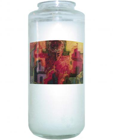 Devotional Candle - Divine Love by B. Gilroy
