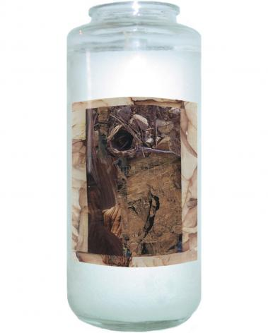 Devotional Candle - Empty Tomb by B. Gilroy