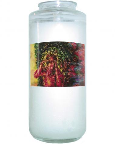 Devotional Candle - St. Lazarus by B. Gilroy