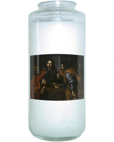Devotional Candle - Calling of St. Matthew by Museum Art
