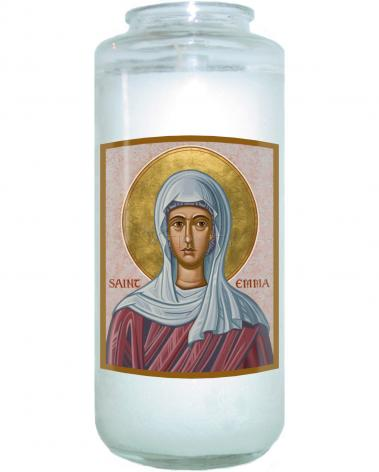 Devotional Candle - St. Emma by J. Cole