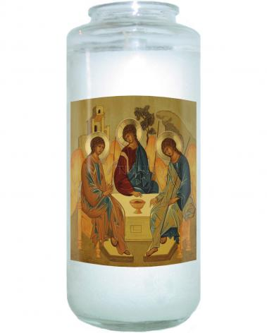 Devotional Candle - Holy Trinity by J. Cole