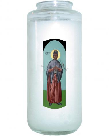 Devotional Candle - St. Josephine Bakhita by R. Lentz