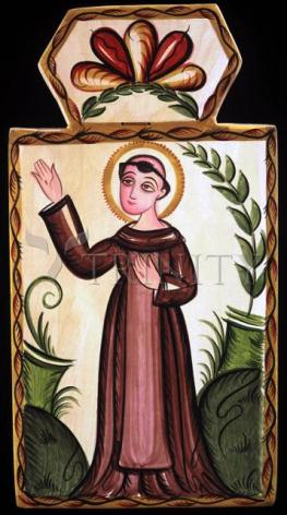 Giclée Print - St. Francis of Assisi by A. Olivas
