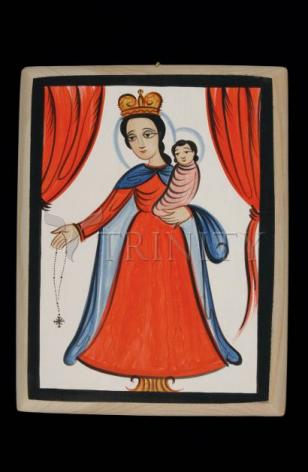 Giclée Print - Our Lady of the Rosary by A. Olivas