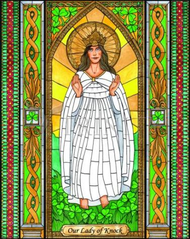 Giclée Print - Our Lady of Knock by B. Nippert