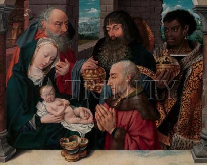 Giclée Print - Adoration of the Magi by Museum Art